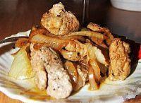 Фото к рецепту: Свинина по-мужски