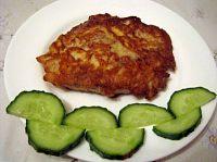 Фото к рецепту: Биточки из свинины