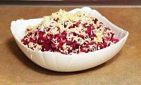 Фото к рецепту: Салат «Ленивая селедка под шубой»