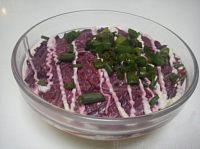 Фото к рецепту: Сельдь под «шубой» на новый лад