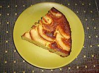 Фото к рецепту: Шарлотка яблочная