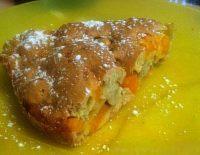 Фото к рецепту: Шарлотка с тыквой (кабачками)